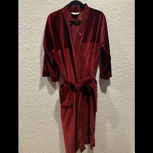 Vintage Christian Dior Men's Robe